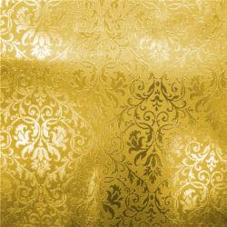 Fabrication de papier peint Glitter Deisgn islamique en Foshan