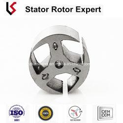 Od 23.2 Les emplacements 3 à 5 de l'essieu meurent progressive du stator pour plastification de Rotor bourdon et le ventilateur