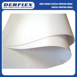 عالية الجودة وبدرجة فائقة من الحركة، 280 جرام من فرم PVC Frontlit لوحة الإعلانات