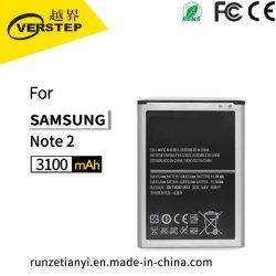 Nouvelle batterie OEM pour Samsung Galaxy Note 2 II N7100 JE317 T889 J605 R950 L900 EB595675lu