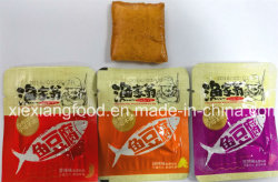 Fisch-Tofu drei Flaovrs