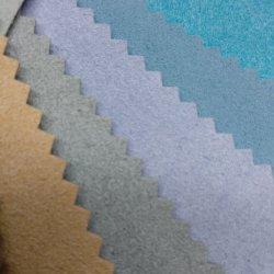 جلد من الألياف الدقيقة متعدد الألوان للفرش للقفازات / حقيبة / أريكة / أحذية - Microsuede