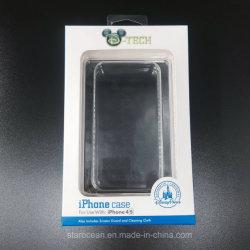 De Verpakking van Clamshell van de Blaar van het Geval van de Telefoon van iPhone van PVC/Pet