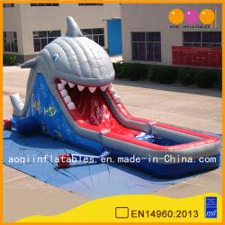 상어 팽창식 표준 물 슬라이드(AQ807)