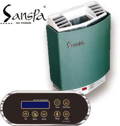Sauna poêle 3kw électrique de chauffage 6 kw 9 kw Sanspa 12kw
