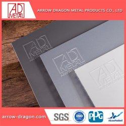 Painel de alumínio alveolado materiais decorativos para revestimento de paredes/ Fachada Cortina