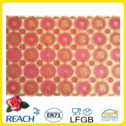 Tabla Runner cordón rojo PVC / Tabla Doily (JFBD-005)