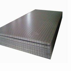 Q235B FC Xadrez simples Chapa de Aço