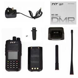 De Compatibele Radio van Tyt Digital+Analog met LCD Tyt Dmr Bidirectionele Radio md-380