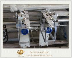 織物の仕上げのための使用された管状ファブリック総括的な防縮加工を施す機械