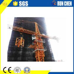 中国メーカーの高品質小型タワークレーン 建設現場