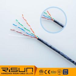 Лучшее качество кабеля UTP CAT5e ветви медный проводник Patch кабель питания