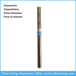Sf-13 Fg Schaft-Diamant-überzogene zahnmedizinische chirurgische Instrumente