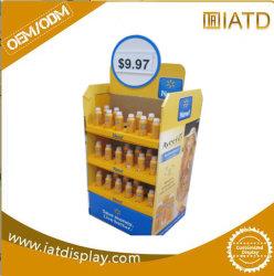 Nueva publicidad de los productos de papel corrugado Soporte de pantalla