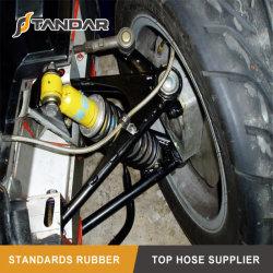 Smooth SAE J1401 Flexible de frein en caoutchouc hydraulique de pression pour le camion
