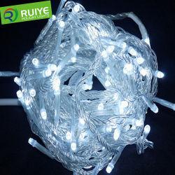 훈장이 도매 옥외 좋은 가격 LED 크리스마스 끈에 의하여 점화한다