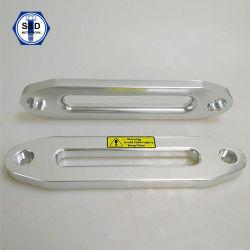 Parte di alluminio Polished del rimorchio del crogiolo di passacavo di Hawse