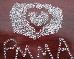 Résine PMMA Sinopec matières premières plastiques haute qualité en provenance de Chine