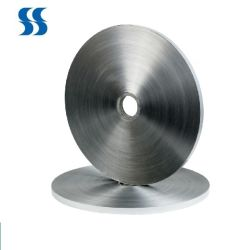 El papel de aluminio cinta de mylar para cable mallado/aislamiento