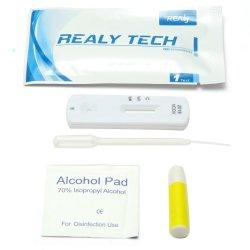 Genauer HAV Igm Antikörper-schnelle Prüfungs-Plastikkassette