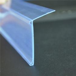 투명 플라스틱 테이프 Supermarket 가격 표시 레이블 스트립