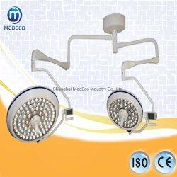 Osram 전구 천장 유형 더블 돔 LED 섀도우가 없는 조명 작동 700/500에 CE/ISO 승인