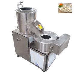Los chips de Batata automática máquina de procesamiento Rabanito cebolla verduras comercial maquinaria de corte de pepino de zanahoria rebanada de papa del picador frutas Stick Slicer