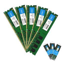 ذاكرة DDR عالية السرعة لوحدة المعالجة المركزية (CPU) ذاكرة DDR3 DDR4 بسعة 4 غيغابايت وحدة ذاكرة RAM سعة 8 ج ب 1333 1600