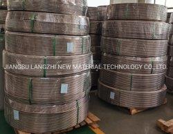 Bobina di riscaldamento e raffreddamento a tubo in titanio puro ad alte prestazioni