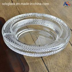 Venda por grosso 5.5Inch Barato Dom Criativo Fume Vidro cristal personalizado cinzeiro