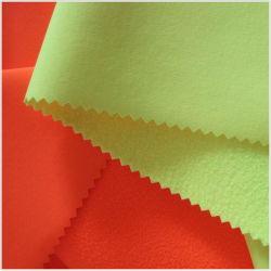 Orangen-hallo Kraft Softshell Gewebe für Arbeitskleidungs-Umhüllung