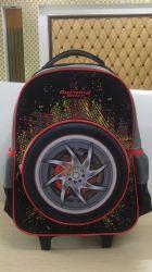 Dinâmica Popular Racing Belo quatro componentes de mochila