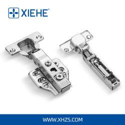 3D-Yd350 Clip ajustable en 3D de bisagra de puerta de armario amortiguación hidráulica