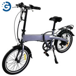 2020 leichte faltende 48V 500W Stadt des heißen tauschen Verkaufs-elektrischen Fahrrad-das 20 Zoll-faltbare elektrische Fahrrad Minic$e-fahrrad aus