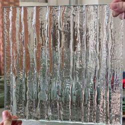 أسلوب واضحة يصهر فنّ زجاج لأنّ بناية زخرفيّة