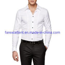 Les hommes par la chemise pour mariage robe fashion Chemises de haute qualité pour l'homme