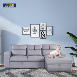 Tecido de alta qualidade sofás monolugares duplo sofá Cadeira Design Moderno Mobiliário Residencial Sala Sofá