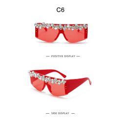 المعادن نظارات الشمس تصميم جديد أحدث موضة إطار مخصص وحش بالجملة ظلال الفتيات النظارات الشمسية الأطفال المليونير الأحمر بلا عطر نظارات شمسية للقلب الكبير