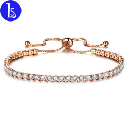 Großhandelsfrauen-Form-populäre Schmucksache-Kristallarmband-Armbänder