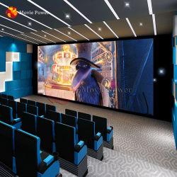 동적인 근원 4D 5D 움직임 영화관 테마 파크 전기 플래트홈 영화관