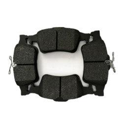 自動車部品ISO/Ts16949 ISO9001と陶磁器騒音ブレーキパッド無し
