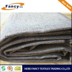 100pct綿の衣服のための堅い編まれたデニムファブリック
