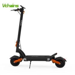 Vchains 8,5 pouces scooter de skateboard électrique pliant Xiaomi OEM ODM 500W 600W 1000W 48V scooter