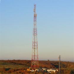 ثلاثة مضلّع تلكوم مأوى مايكروويف إنترنت راديو واي فاي اتصالات تلفاز برج فولاذي