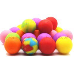 كرة مطاطية من السيليكون بلون صلب مخصص