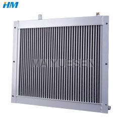 Cultura / Industrial de aletas del radiador Radiador tubo refrigerador Ventilador de refrigeración