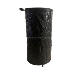 PE Pop reutilizáveis de sacos de jardim Colapsáveis Balde de Mola