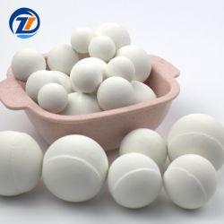 L'ALUMINE Isostatic-Pressing boule en céramique pour le ciment Mill médias /le broyage à sec