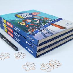 Servicio de Impresión del Libro 2021 Libro para colorear de anillo de tapa dura de servicios de impresión