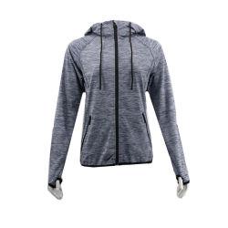중국 의복 크기 여자 제조자 우연한 운동복 외투 의류 Activewear 최고 Hoodie 적당 의복 플러스 새로운 디자인 작풍